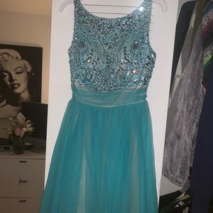 2014 Sheri Hill Prom Dress